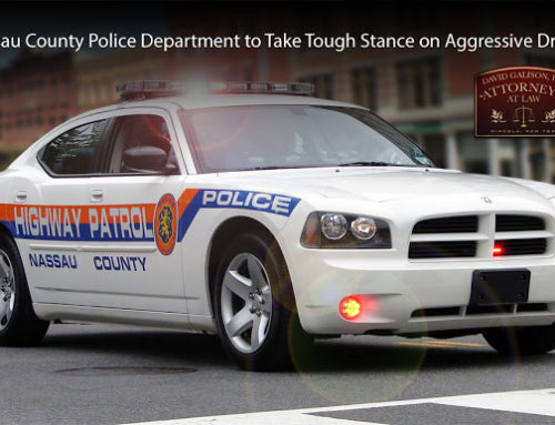Nassau County Police Department to Take Tough Stance on Aggressive Driving