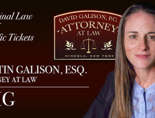 Kristin Galison Joins David Galison, P.C.